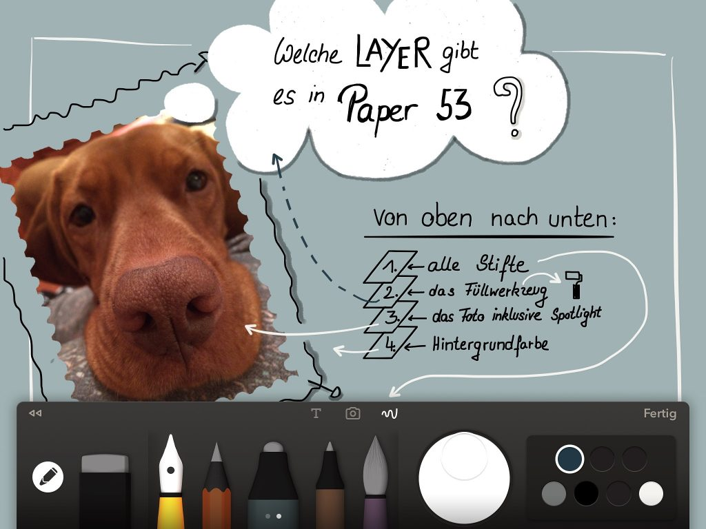 Canvas Layer Paper 53