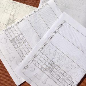Übungsblätter Peter Hahn Dynamic Sketching